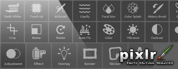 New Online Image Editing Capabilities Image