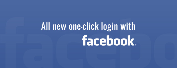 Login & Register with your Facebook Account Image