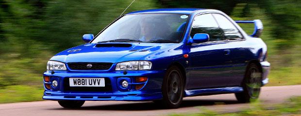 Subaru Impreza: Brief History of an Icon Image
