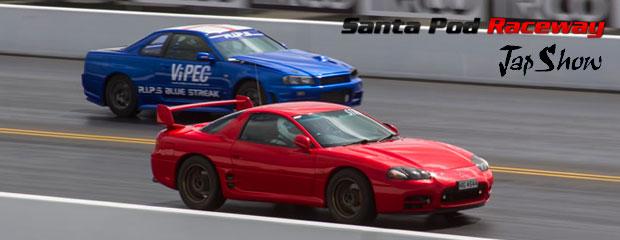 JapShow 2013 at Santa Pod Raceway Image