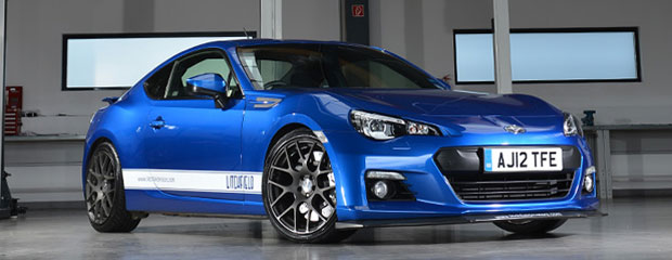This Badass BRZ is the Subaru You've Been Waiting For - Litchfield Spec S Image