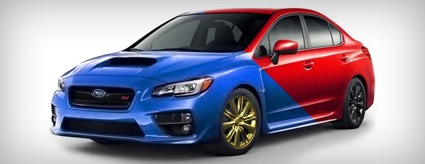 Subaru, We've Fixed Your 2015 WRX Image