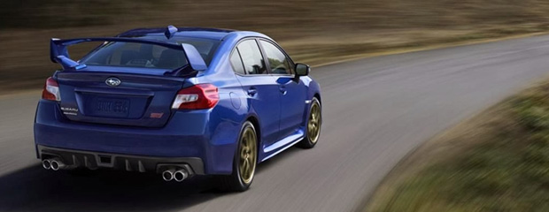 Rejoice! 2015 Subaru WRX STi Revealed Image