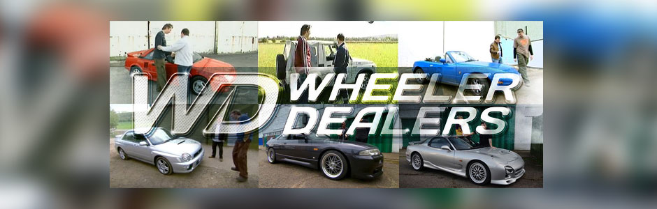 Wheeler Dealers Cars - Where Are They Now? Image