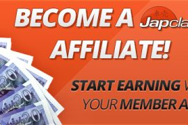 Become a JapClassifieds Affiliate & Start Earning Image