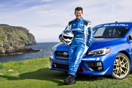 Subaru Isle of Man TT Challenge - Official Footage Released Image