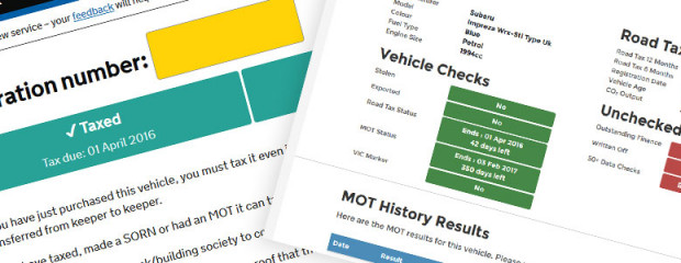 Free vehicle mot check online hyderabad