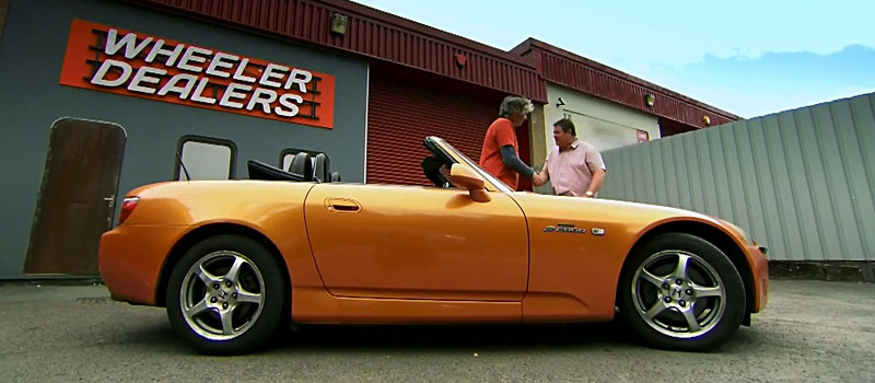 With VTEC Pushing The Motor To Around 9000RPM, Thereu0027s Lots Of Fun To Be  Had In Hondau0027s Sporty Little Convertible.