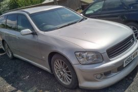 Nissan Stagea M35 2.5 Turbo AWD Autech Kenstyle Image
